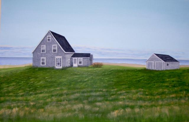 """Farm - Northport"" 2009"